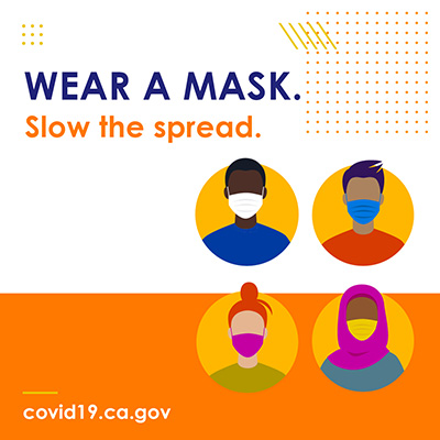 Wear a Mask, Slow the Spread